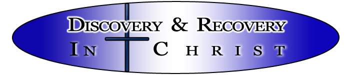 Discovery and Recovery Logo
